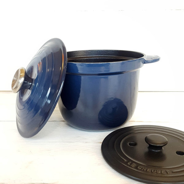 Le Creuset Cocotte every (Reis) * auch in schw.